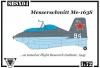1/72 Messerschmitt Me-163S testing in USSR